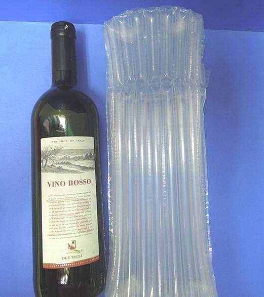 红酒气柱袋